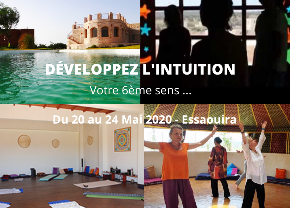 Stage intuition Essaouira