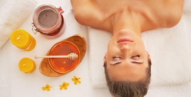 Massage detox de printemps au miel !